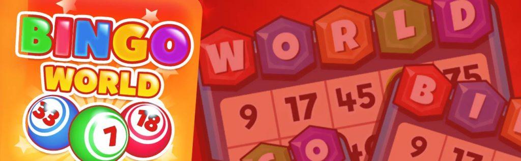Bingo World : jouer au bingo pour le fun et gratuitement