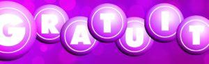 Les jeux de bingo gratuits sans gains à la clef