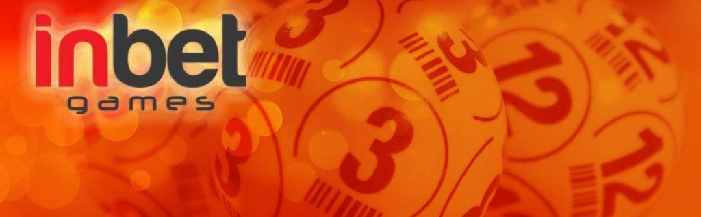 Un keno d'Inbet pour les fans de boules, de gains et de numéros